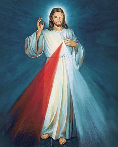 Divine Mercy of Christ