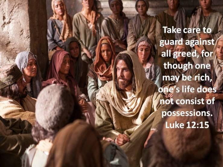 Image result for free photo of Luke 12:13-21